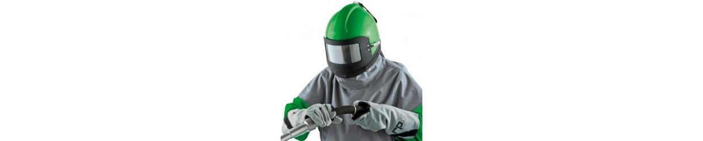 Protection opérateur Sablage