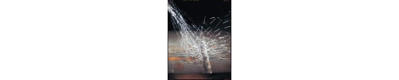 Abrasifs : grenaille acier, inox, corindon, microbille de verre