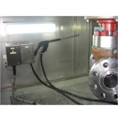 Préparation surface vapeur sèche