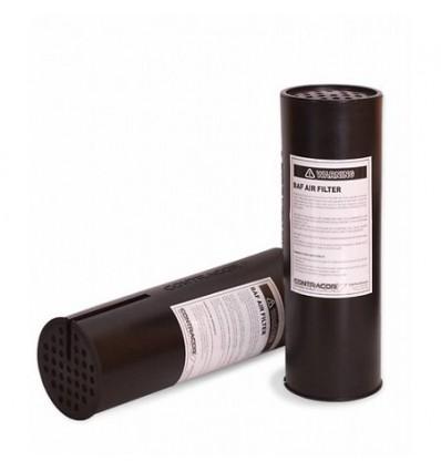 Cartouche filtrante pour borne air respirable