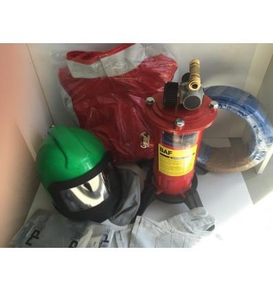 Kit protection grenaillage