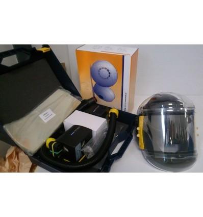Kit protection aérogommage autonome