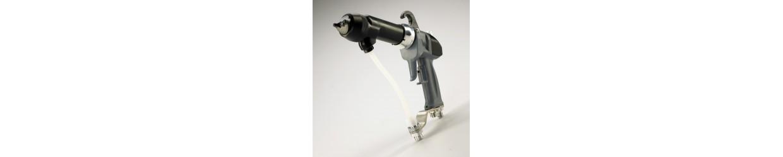 Pistolets électrostatiques