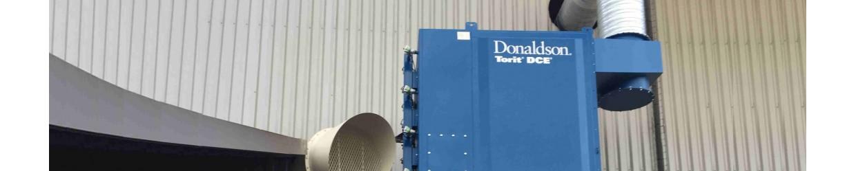 Ventilation industrielle, Captation et Filtration