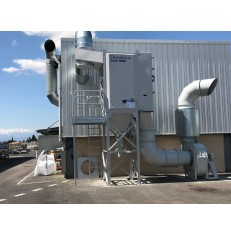 Ventilation industrielle, Filtration