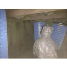 Maintenance ventilation / filtration
