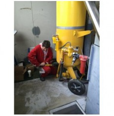 Maintenance sablage/grenaillage