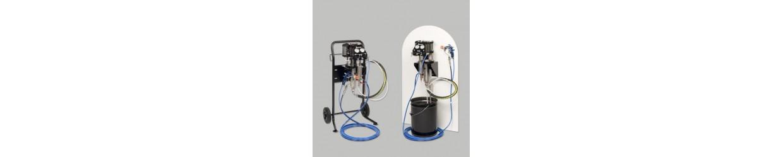 Pompe peinture Electrique et Pneumatique
